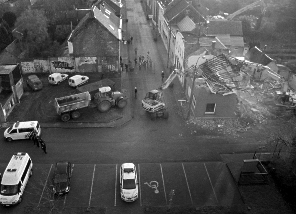 DOEL from church tower
